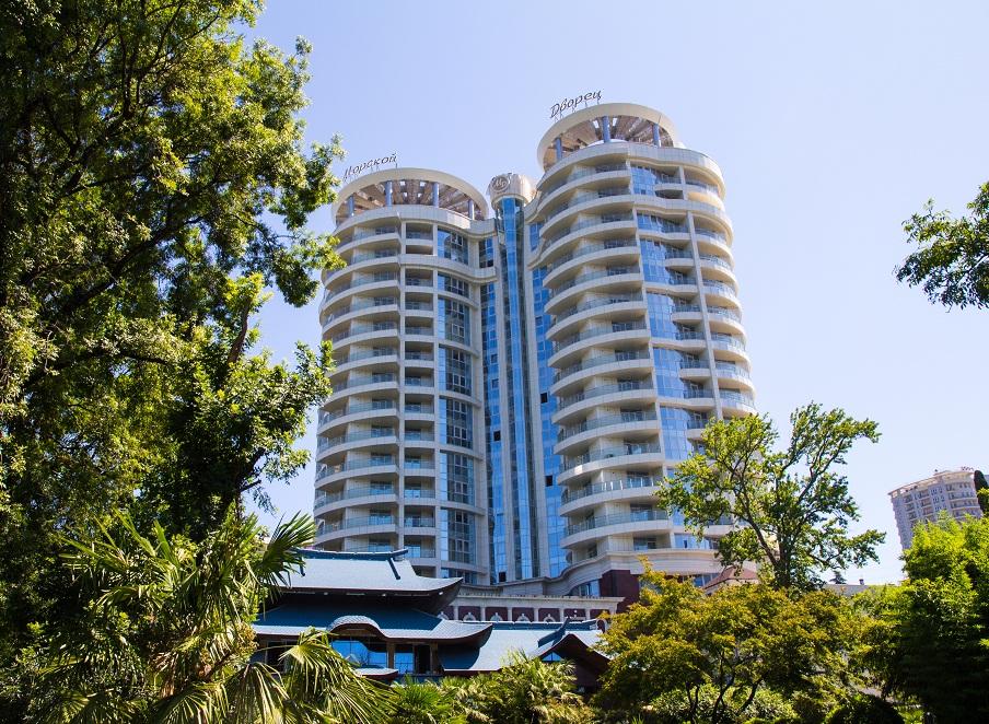 Элитный жилой комплекс ЖК Морской дворец