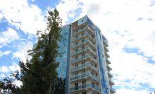 Современный комплекс из трех домов
