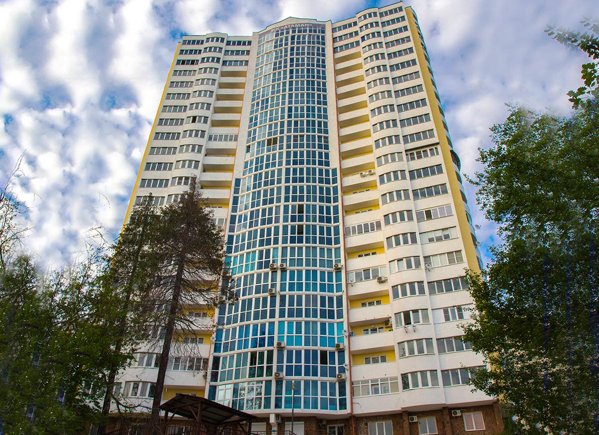 Квартиры с полукруглыми панорамными ркнами