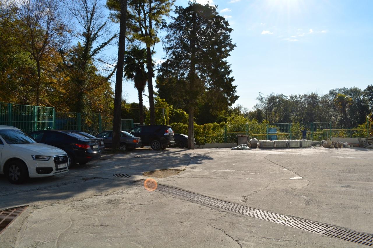 Придомовой паркинг
