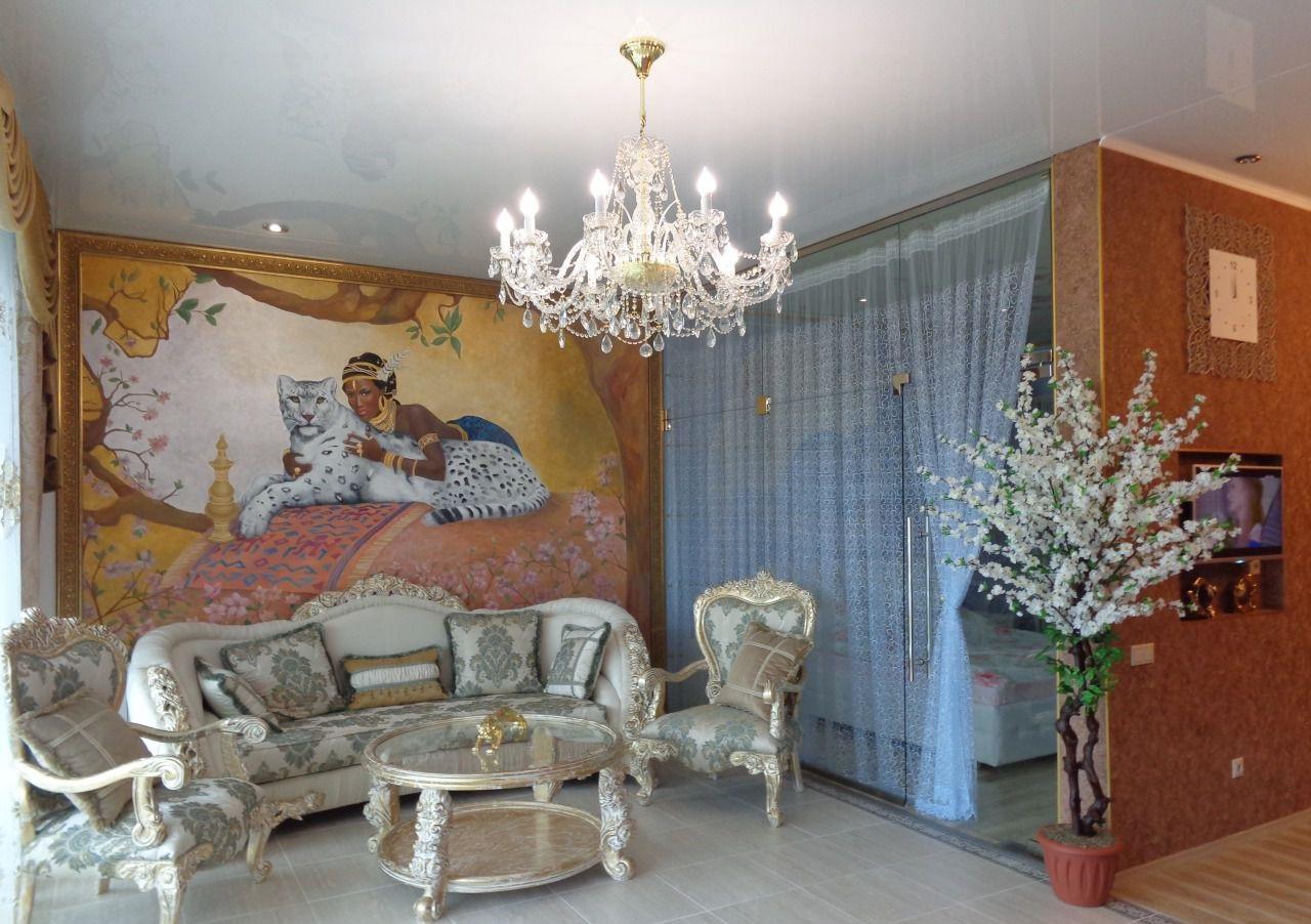 Мебель с индийским мотивом