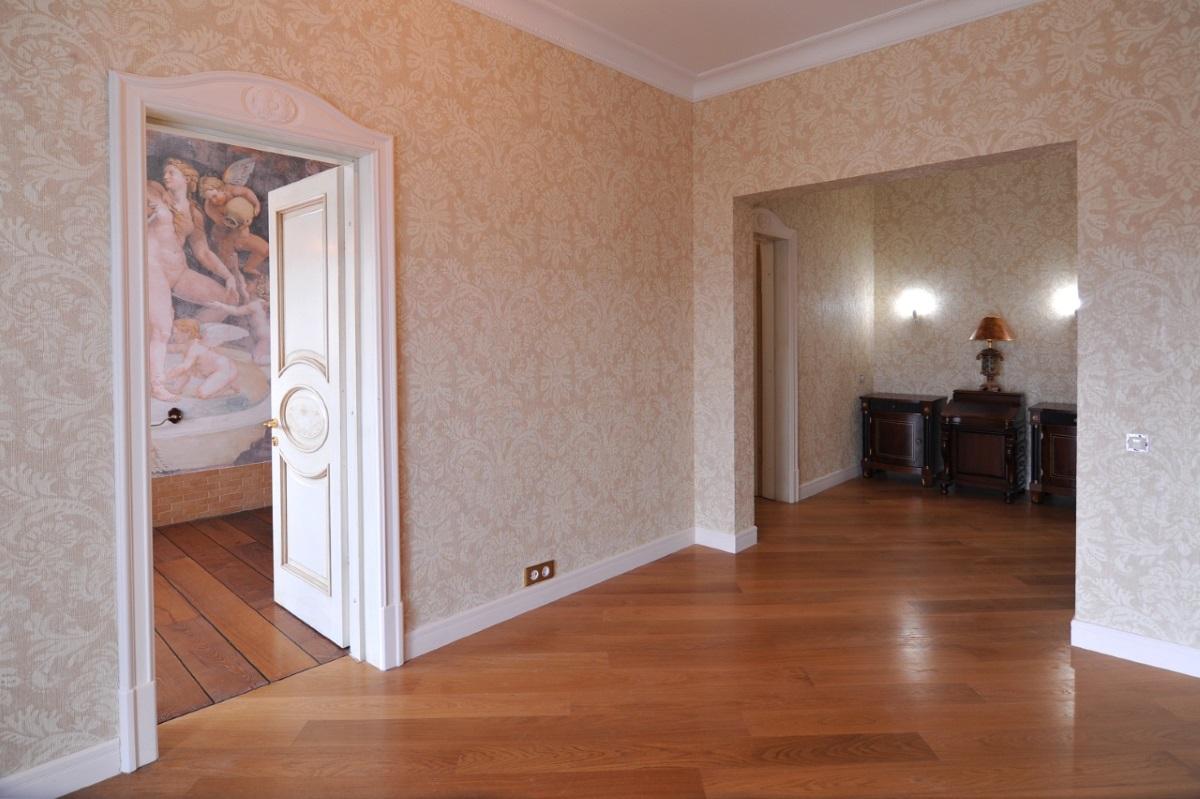 Просторный большие комнаты