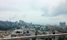 Ландшафт города