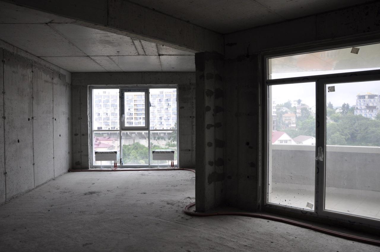 Пентхаус с панорамными окнами