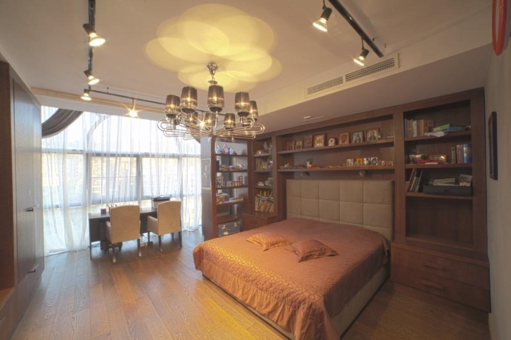 Просторные комнаты