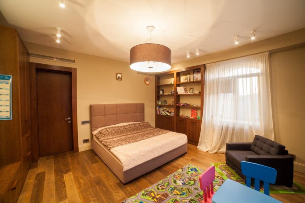 Уютная спальная