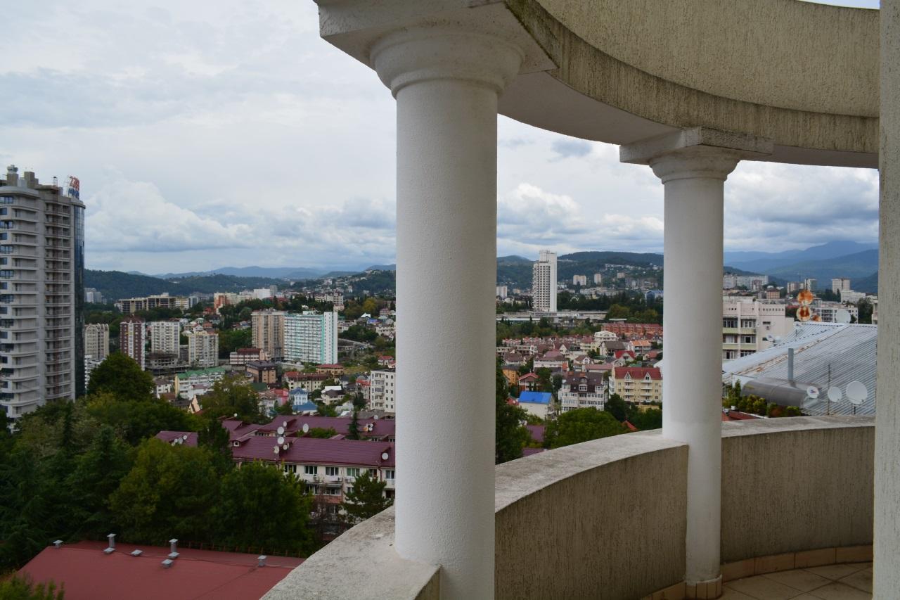 Красивый балкон