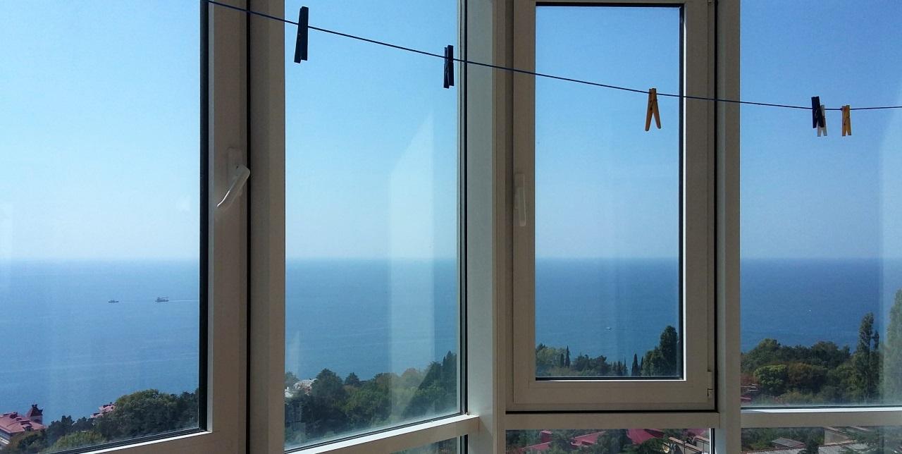 Лоджия с видом на море