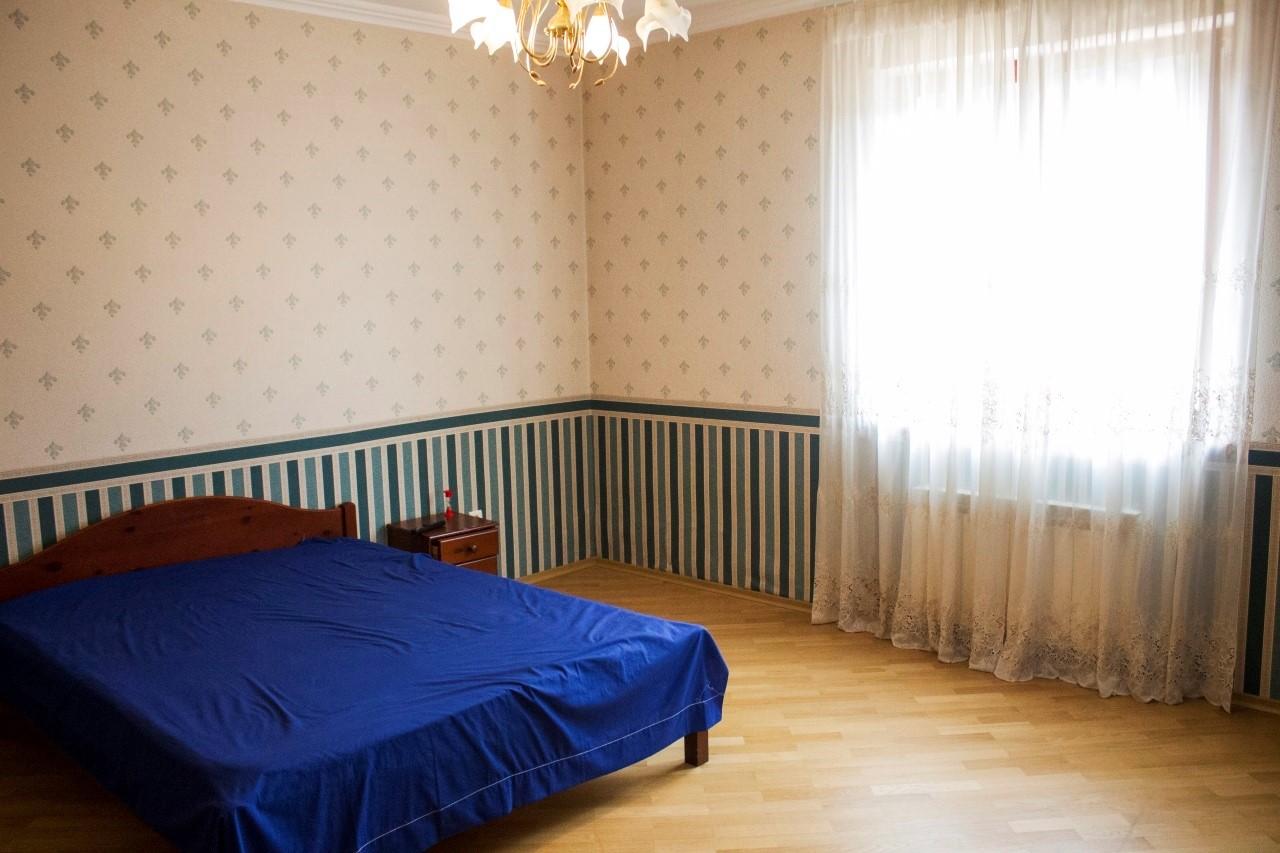 Спальная на втором этаже