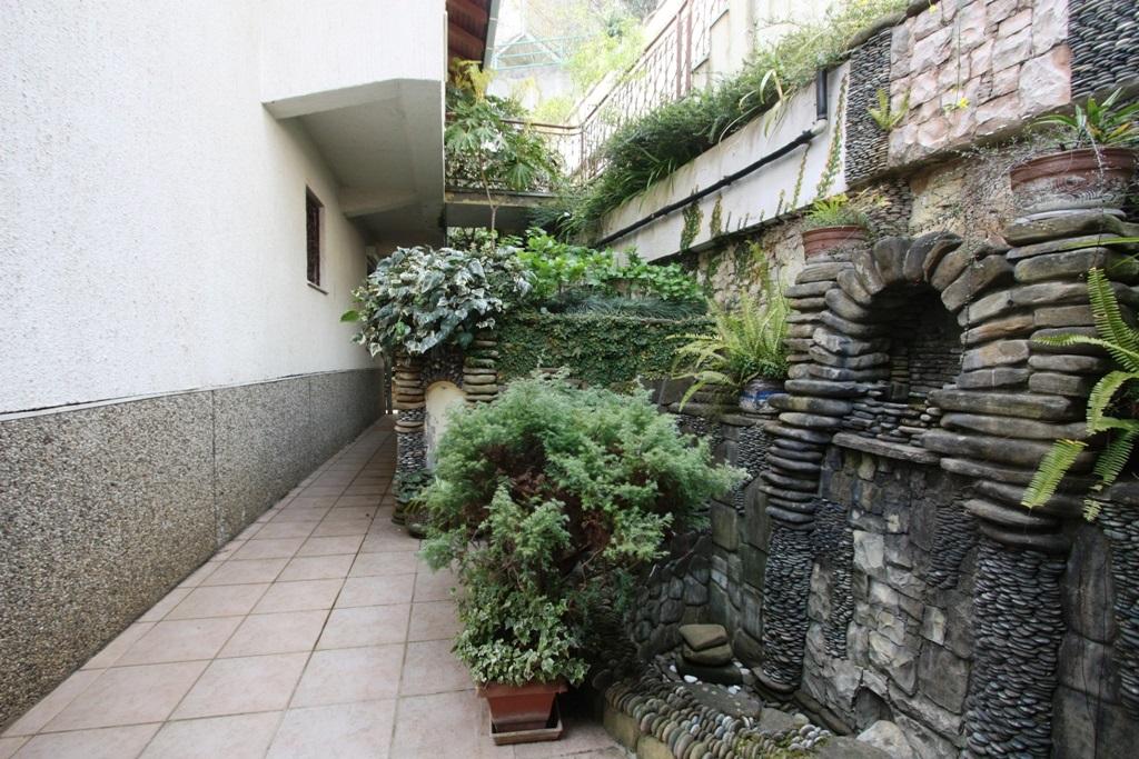 У дома ландшафтный дизайн