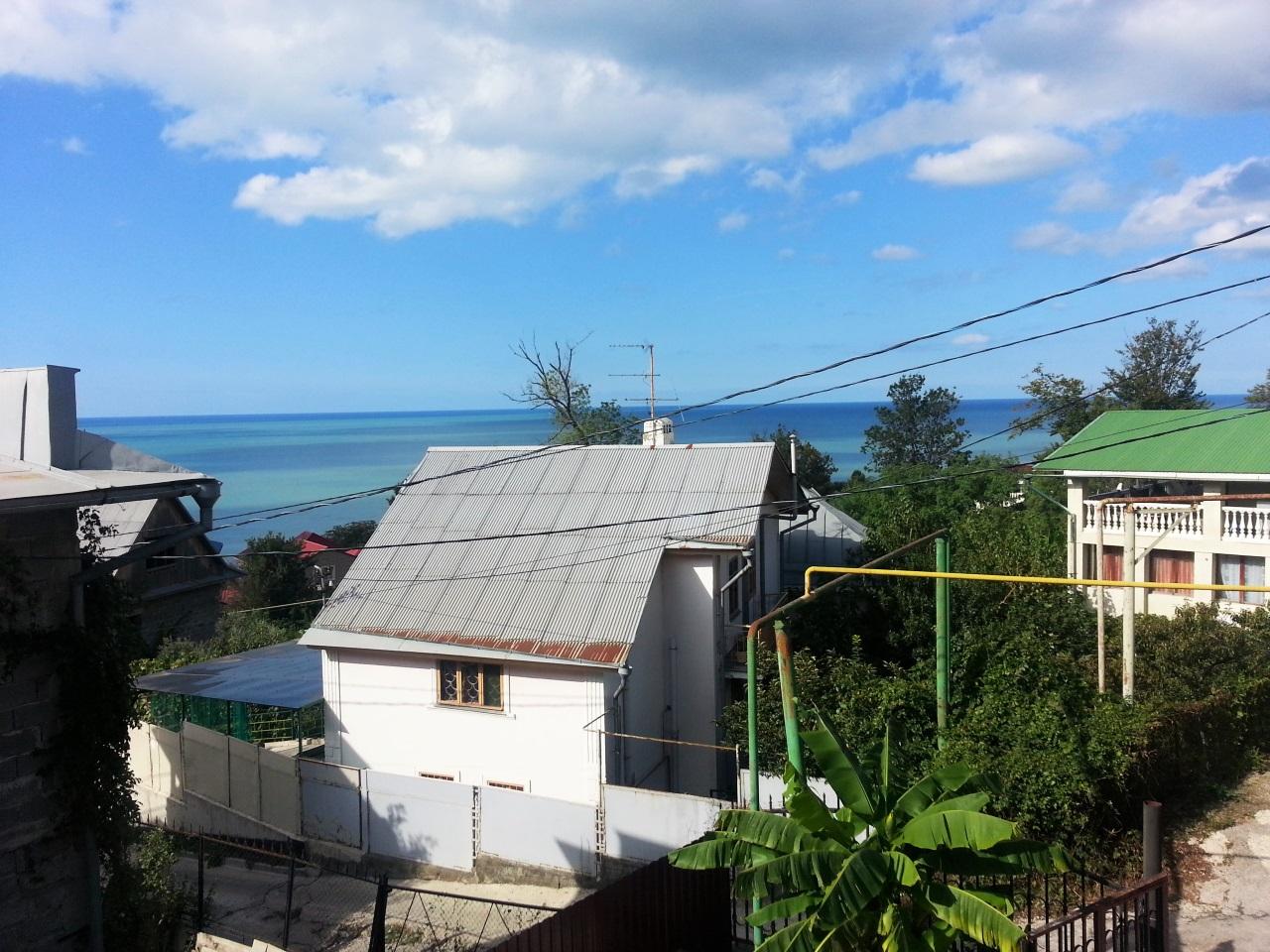 Дом рядом с морем