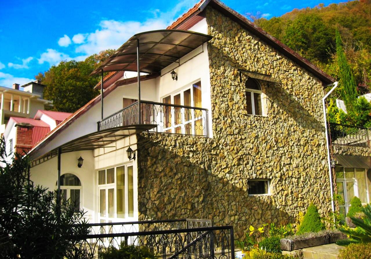 Дом на Мамайке