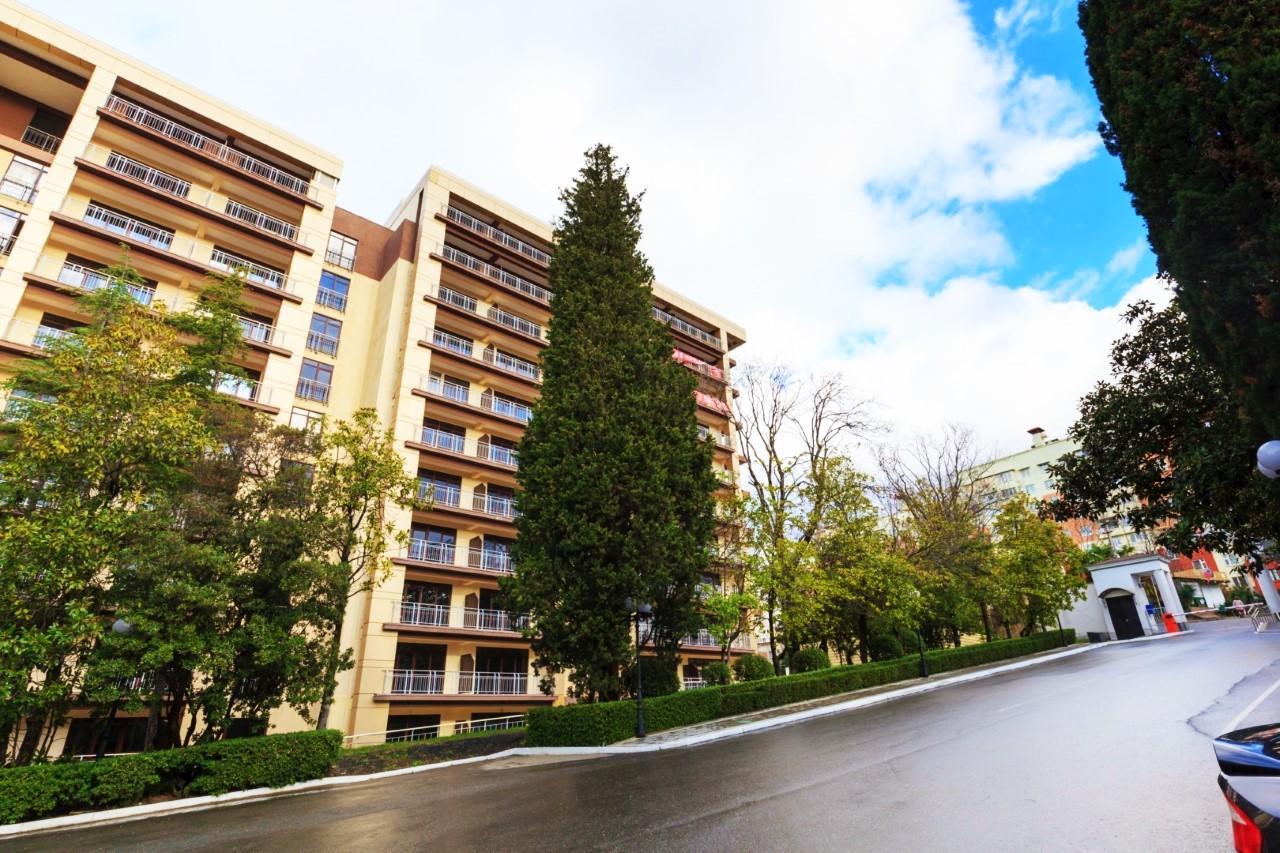 Все апартаменты с балконом