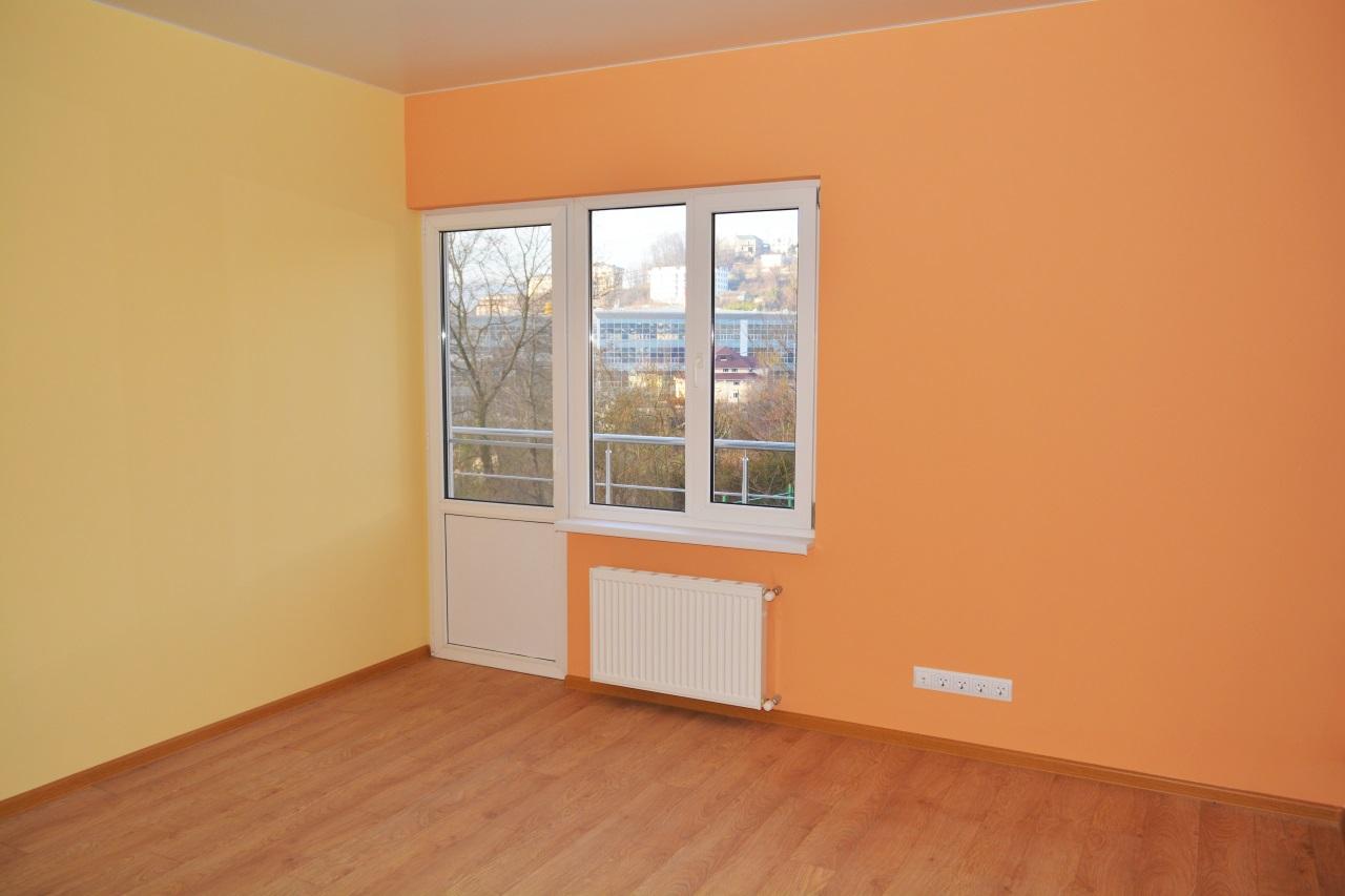 Комната без мебели