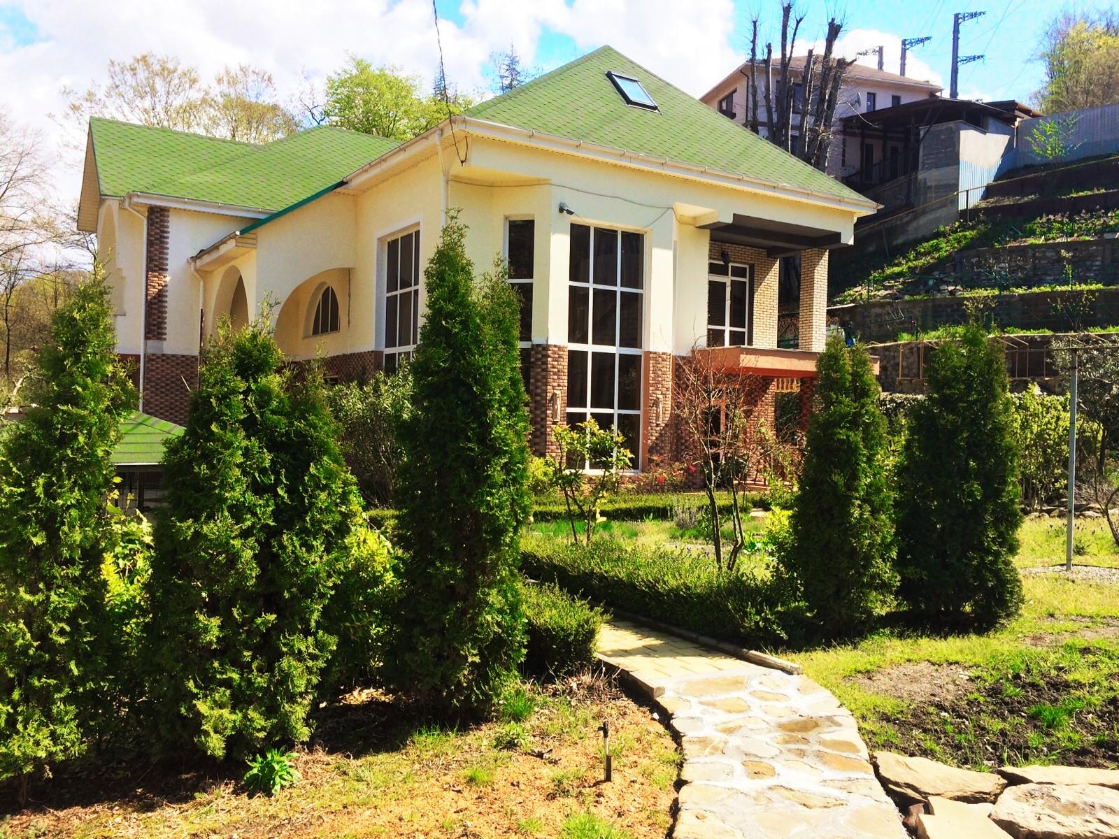 Дом в Мацесте