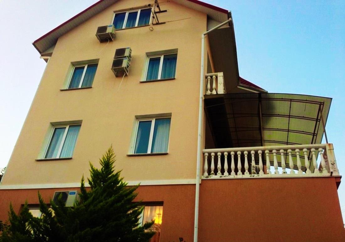 Дом из 3-х этажей