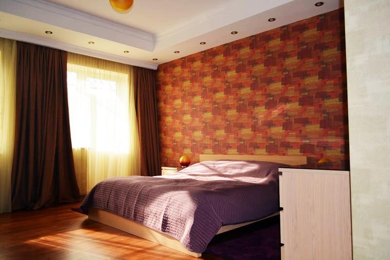 Светлая спальная