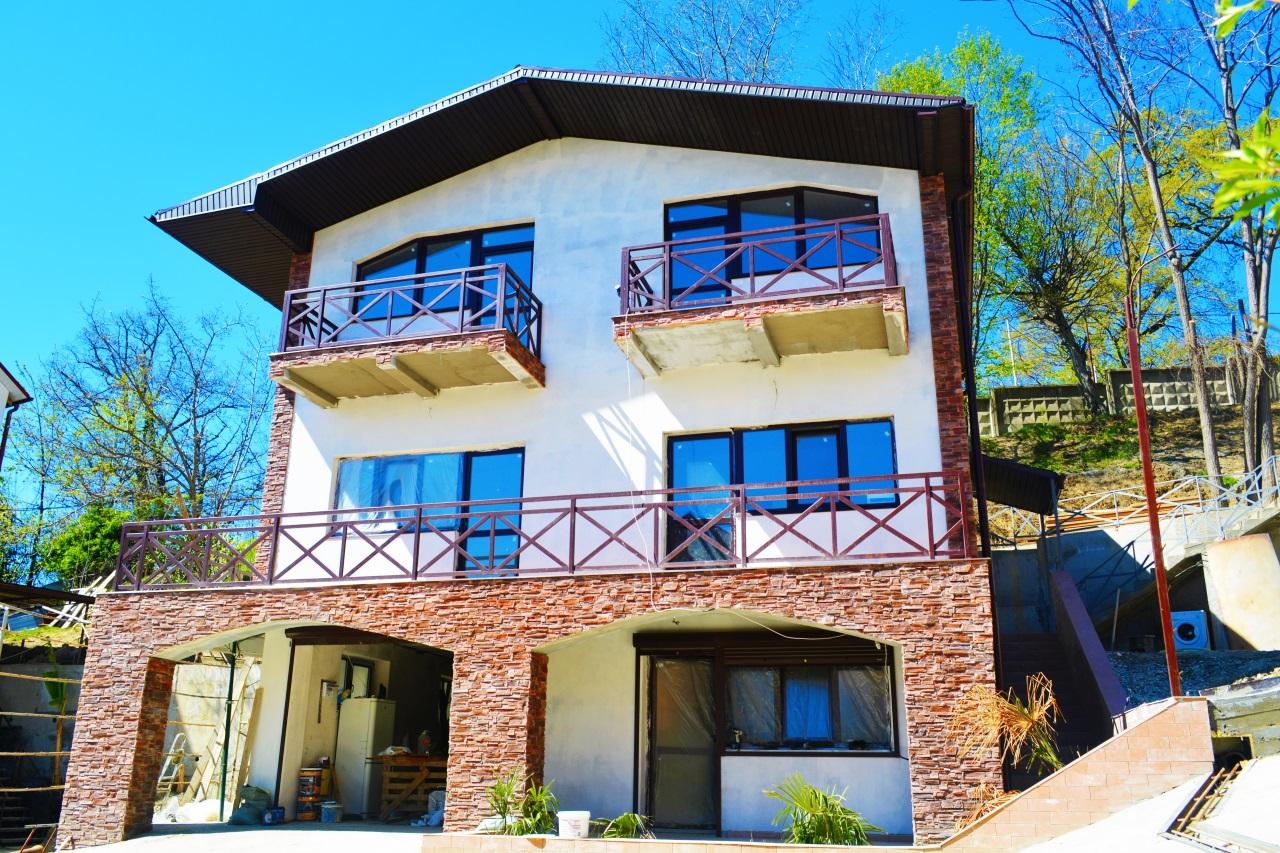 Дом на горе Малый Ахун