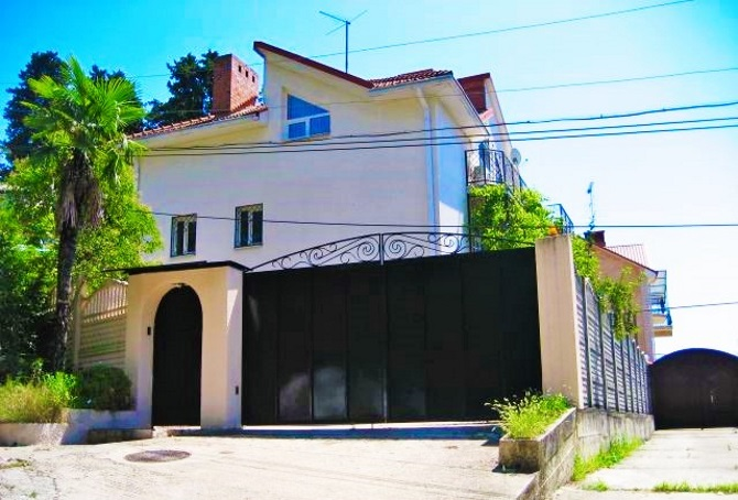 Дом на Фабрициуса