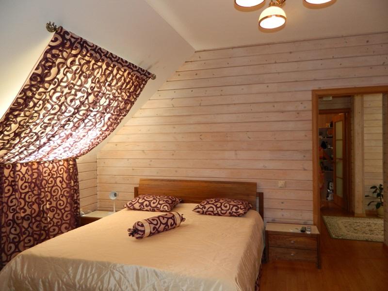 Кровать на 2-ом этаже