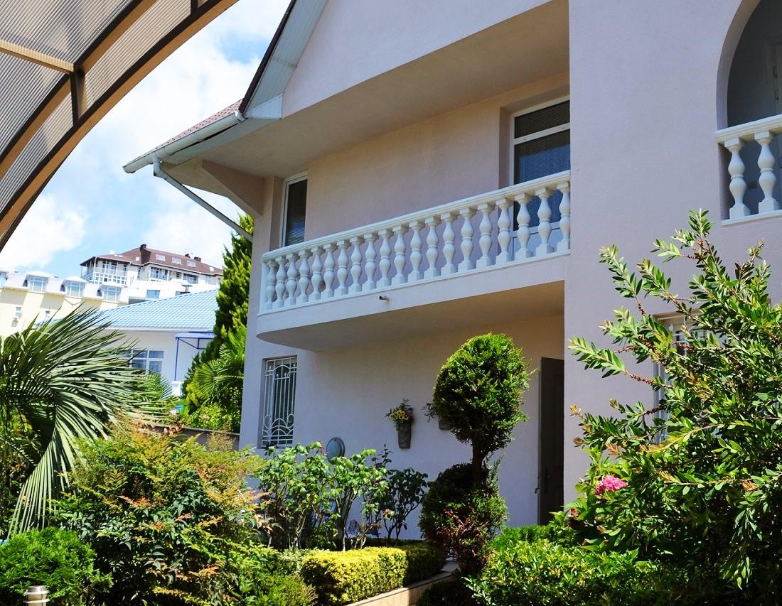 Большой балкон