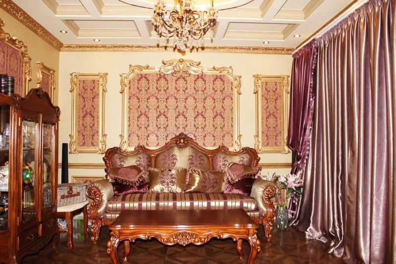 Ремонт в стиле барокко
