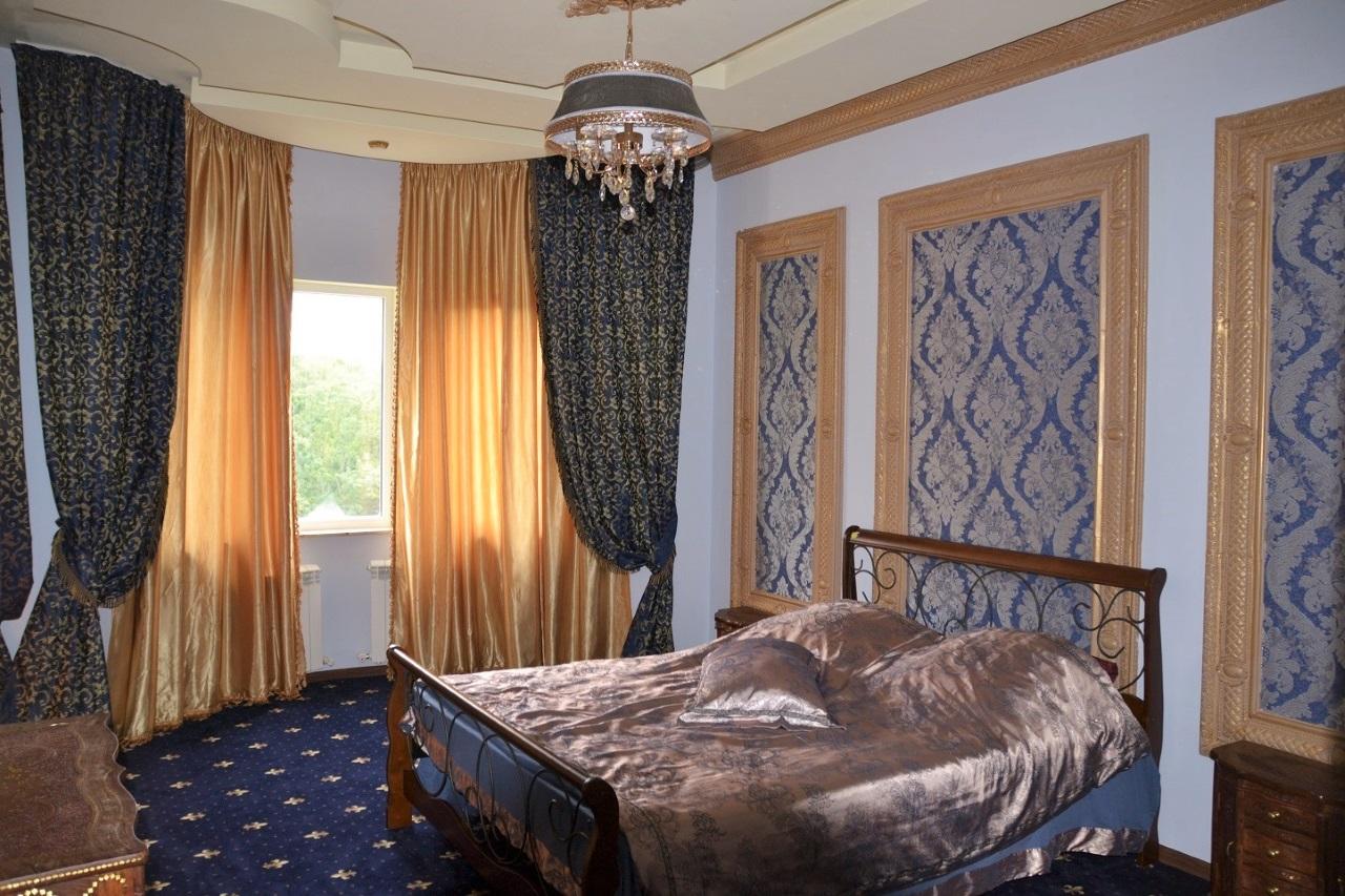 Просторная спальная