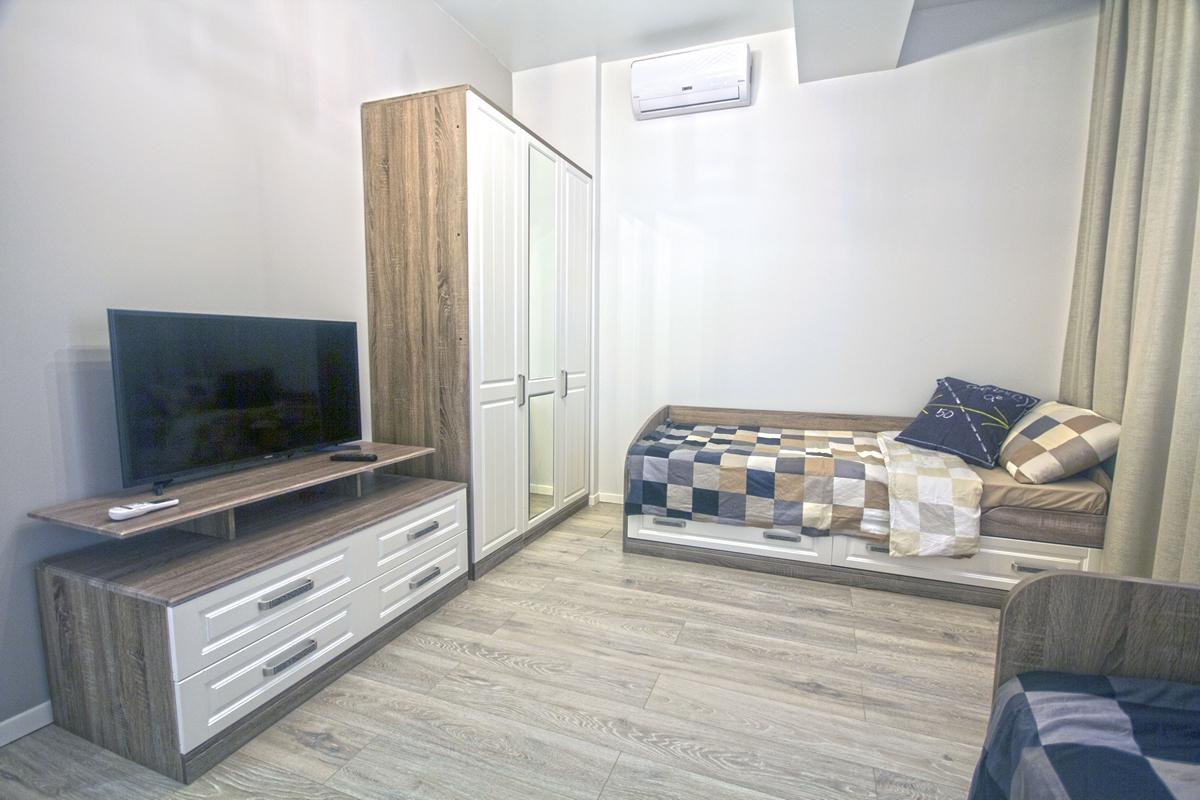 Небольшая уютная комната