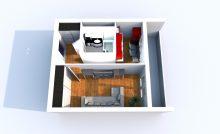 1 комнатная квартира в ЖК Три Капитана