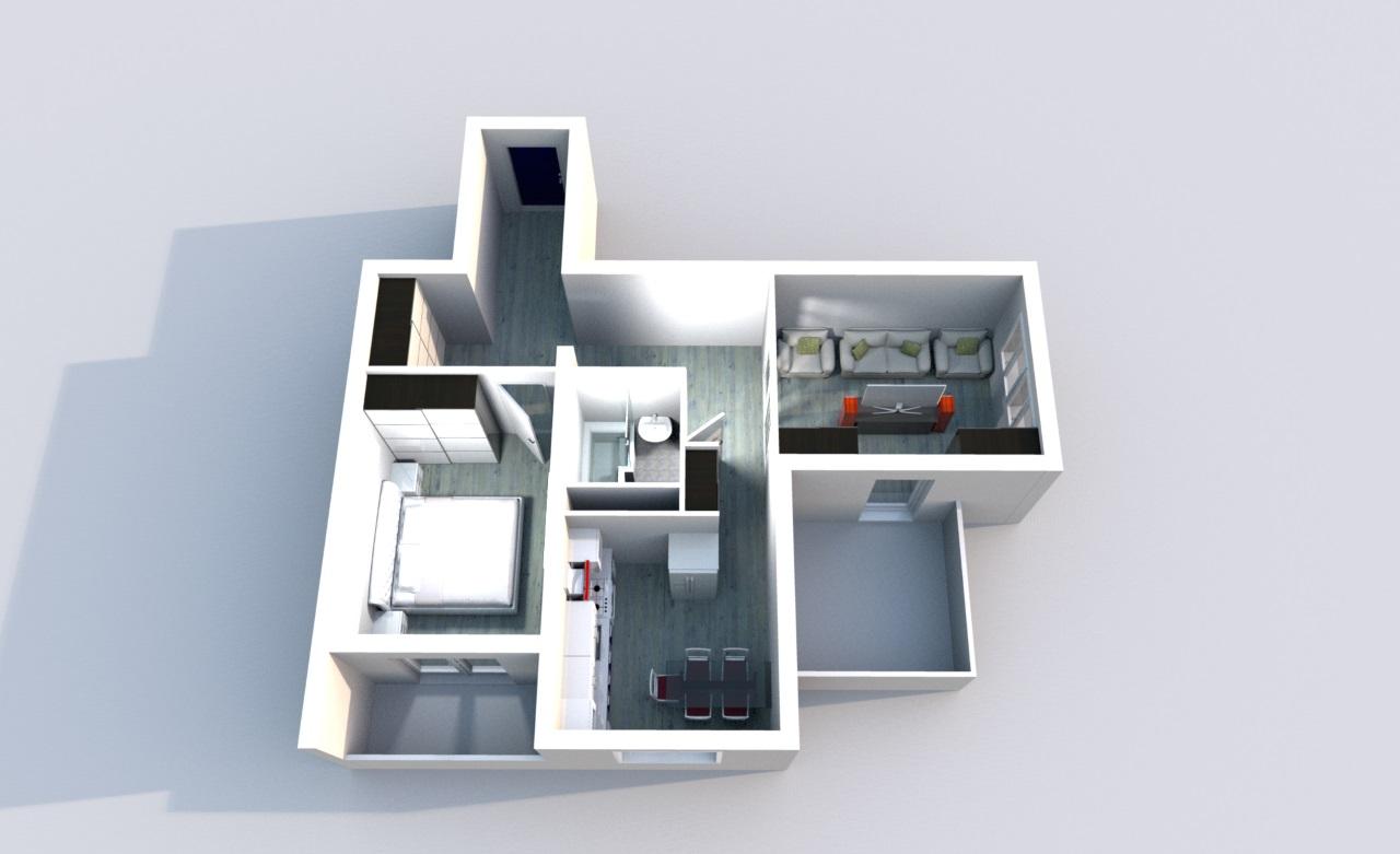 Планировка квартиры в новостройке