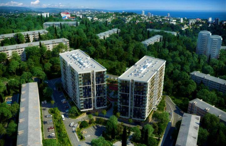 ЖК «Сокол» в Сочи